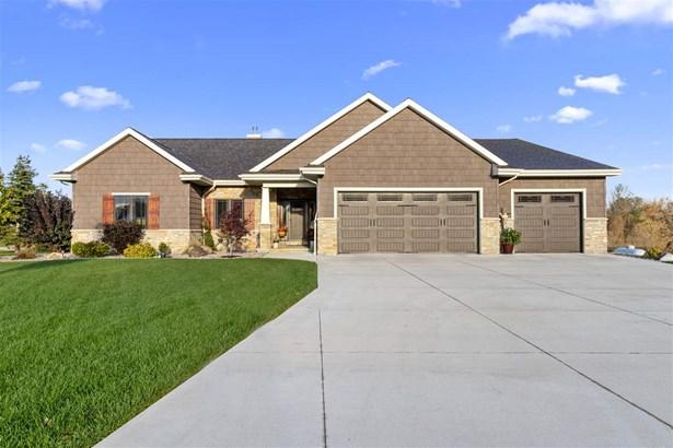 1 Story, Ranch - Hortonville, WI