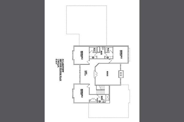 Floorplan - Second Floor (photo 3)