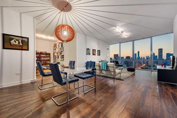 Living Room / Dining Area / Den (photo 4)