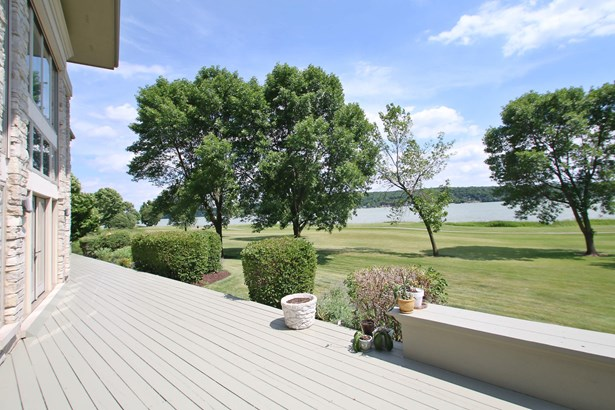 Water views, golf course frontage from your deck. (photo 2)