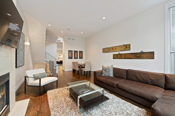 Expansive Living Room open to Dining Space (photo 3)