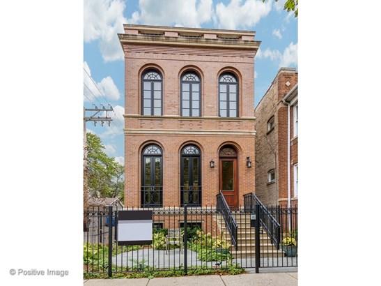 1468 W Cullom Avenue, Chicago, IL - USA (photo 1)