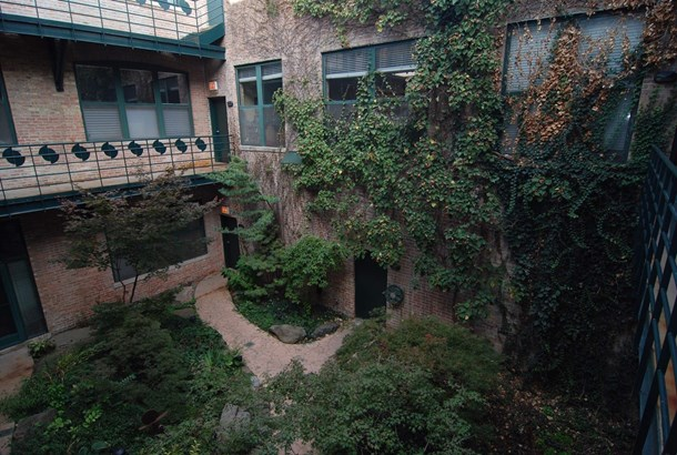 Interior Courtyard (photo 2)