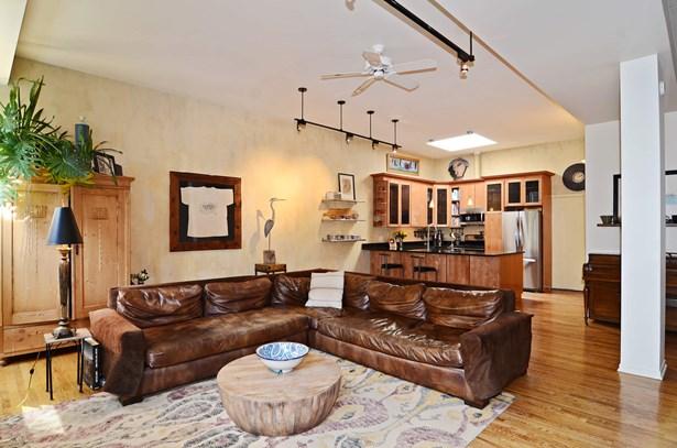 Open Kitchen/Living Room (photo 3)