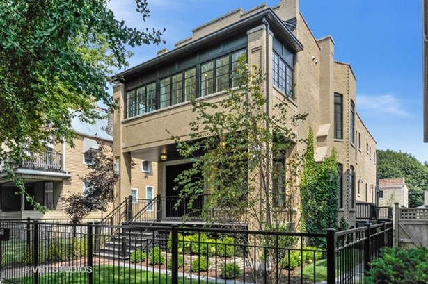 4419 N Seeley Avenue, Chicago, IL - USA (photo 1)