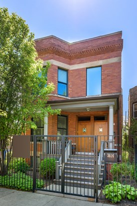 3614 N Bell Avenue, Chicago, IL - USA (photo 1)
