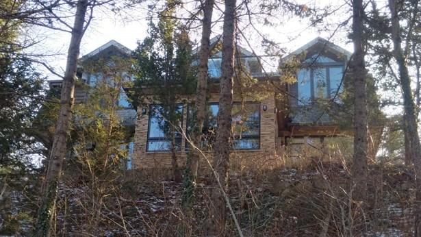 Hilltop Log Home
