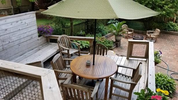 Deck, Patio and Garden in Spring (photo 5)