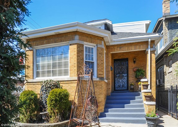 4014 N Menard Avenue, Chicago, IL - USA (photo 1)