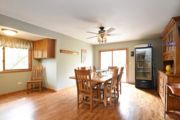 Casual Dining Room with Slider to Deck (photo 5)