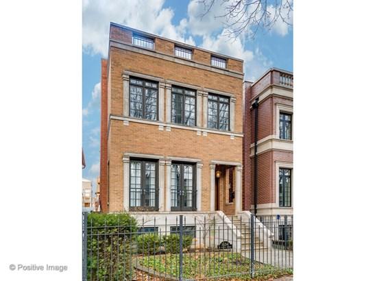 1434 W School Street, Chicago, IL - USA (photo 1)