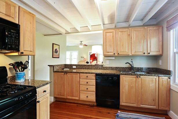 Kitchen with granite (photo 4)