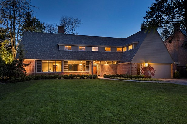 210 Leicester Road, Kenilworth, IL - USA (photo 1)