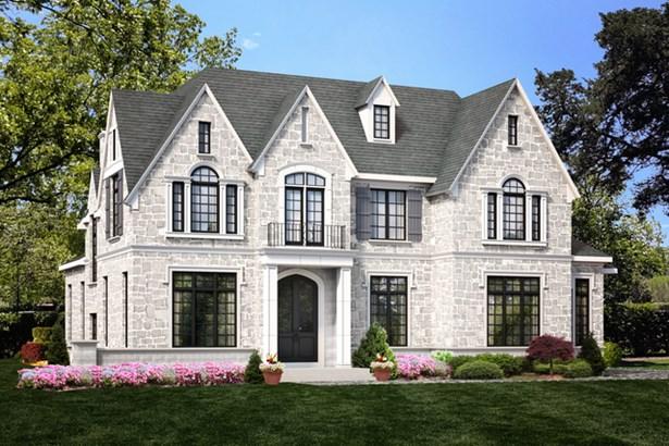 554 Longwood Avenue, Glencoe, IL - USA (photo 1)