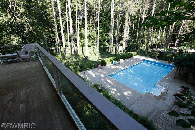 Pool View From Deck (photo 2)