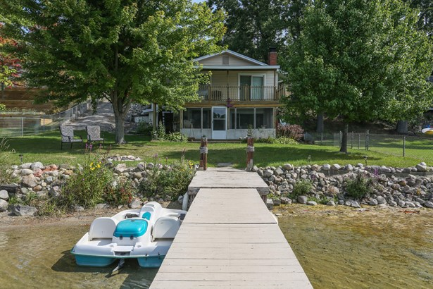 Private dock with room for all the watercraft! (photo 3)