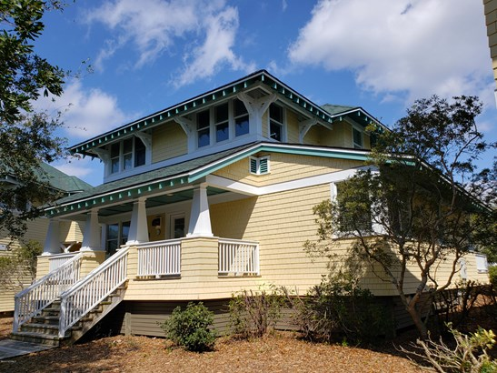 Fractional - Bald Head Island, NC