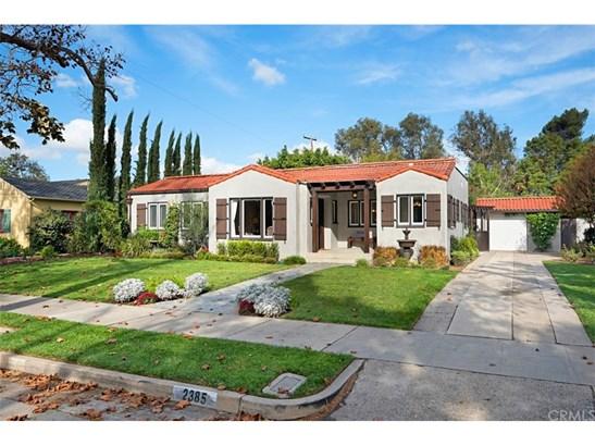 Custom Built,Spanish, Single Family Residence - Santa Ana, CA (photo 1)