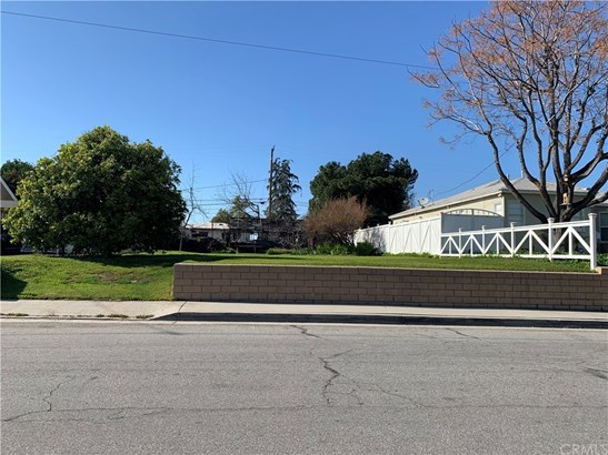 Land/Lot - Brea, CA