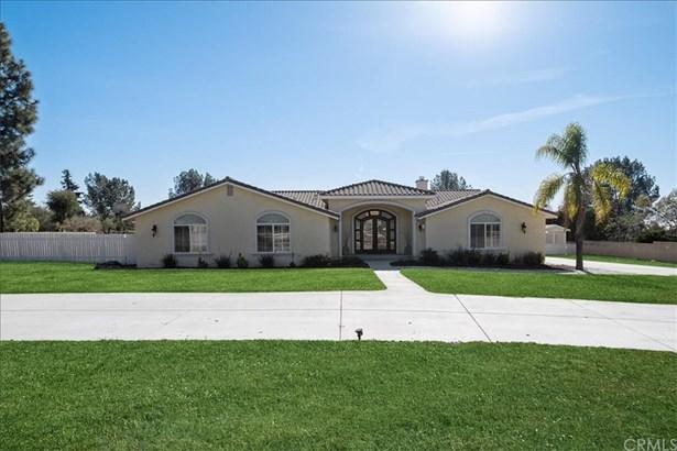 Mediterranean, Single Family Residence - Claremont, CA