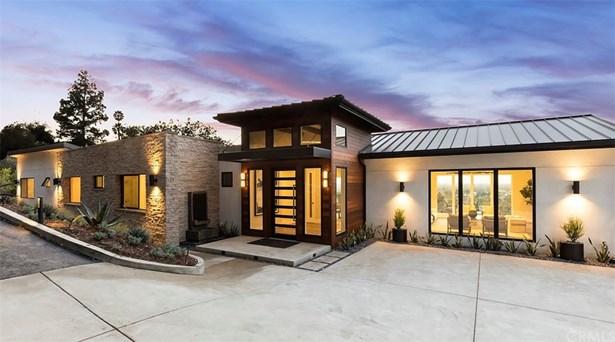 Single Family Residence - Contemporary,Custom Built,Modern,Ranch