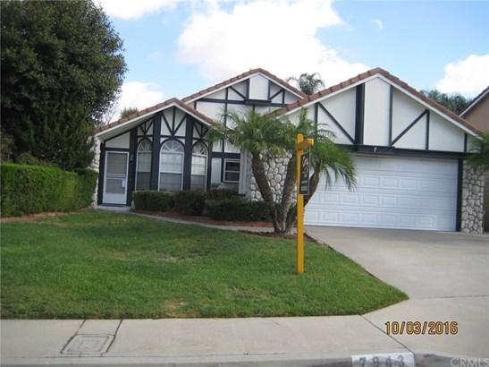 Tudor, Single Family Residence - Anaheim Hills, CA (photo 2)