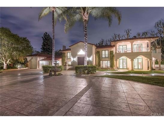 Single Family Residence, Mediterranean,Spanish - North Tustin, CA (photo 1)