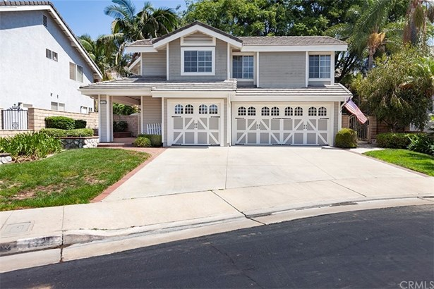 Single Family Residence, Contemporary - Brea, CA