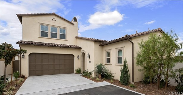 Mediterranean, Single Family Residence - Cypress, CA