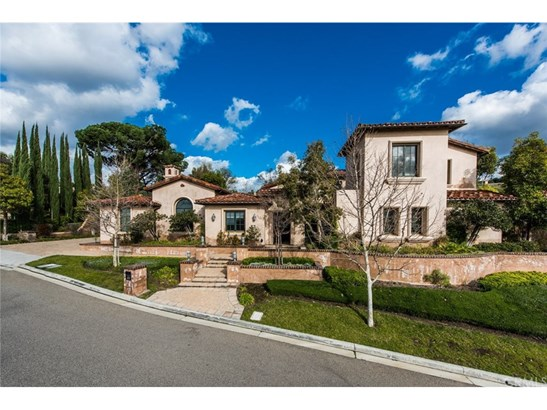 Mediterranean, Single Family Residence - Anaheim Hills, CA (photo 1)