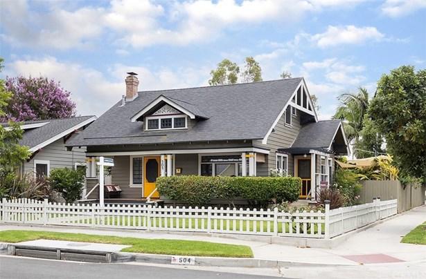 Single Family Residence, Craftsman - Orange, CA