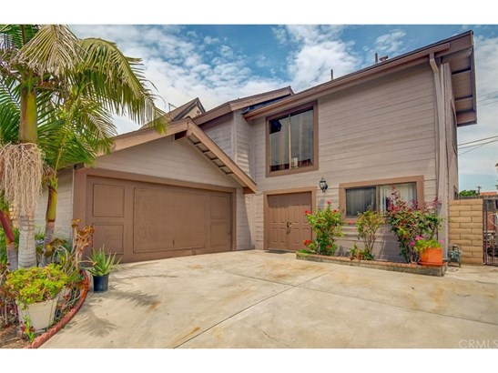 Single Family Residence, Mid Century Modern - Garden Grove, CA