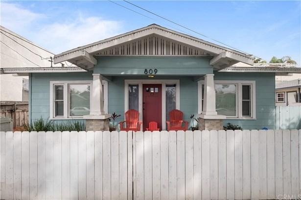 Single Family Residence, Cottage,Craftsman - Santa Ana, CA