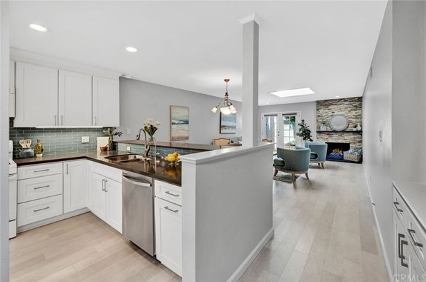 Townhouse - Fountain Valley, CA