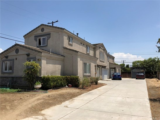 Residential Income - Montclair, CA