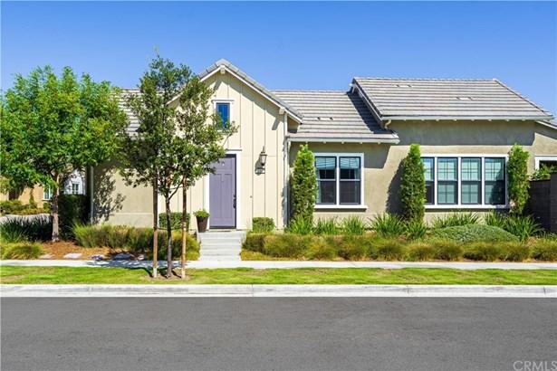 Single Family Residence - Rancho Mission Viejo, CA