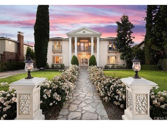 Custom Built,Georgian, Single Family Residence - Santa Ana, CA (photo 1)