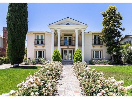 Custom Built,Georgian, Single Family Residence - Santa Ana, CA (photo 5)