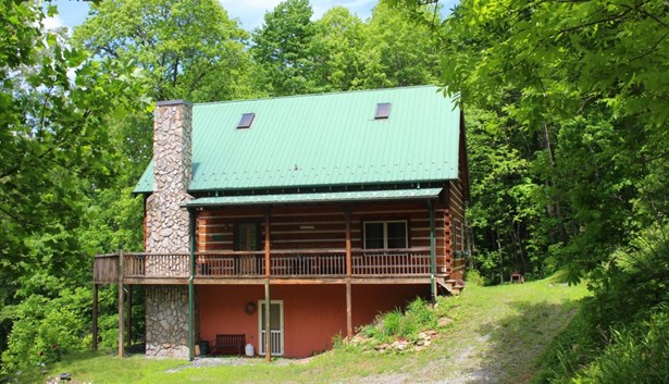 1315 Dream Mountain Road, Grassy Creek, NC - USA (photo 1)