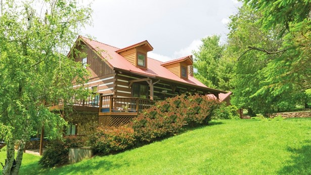 4546 Cheek Mountain Rd, Laurel Springs, NC - USA (photo 1)