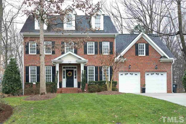 117 Cliffcreek Drive, Holly Springs, NC - USA (photo 1)