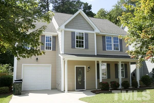 205 Occidental Drive, Holly Springs, NC - USA (photo 1)