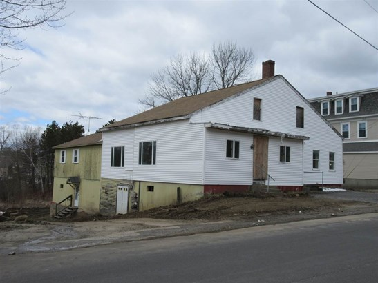 Multi-Family,New Englander,w/Addition,Walkout Lower Level - Multi-Family