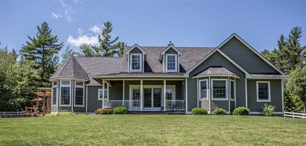 Single Family, Modern Architecture,Ranch - Rindge, NH (photo 1)