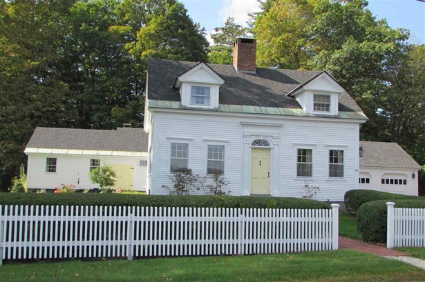 Antique,Colonial,Historic Vintage,New Englander,w/Addition,Walkout Lower Level - Single Family (photo 2)