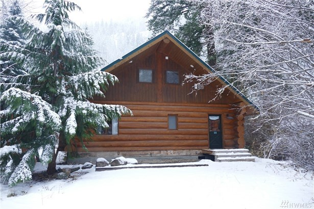14 Mercer Rd, Mazama, WA - USA (photo 1)