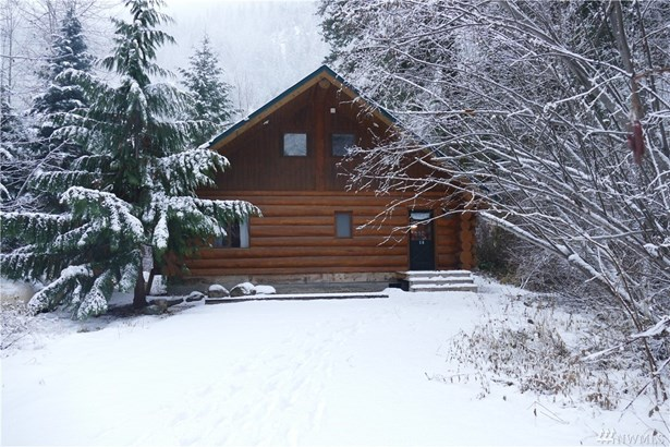 14 Mercer Rd, Mazama, WA - USA (photo 2)