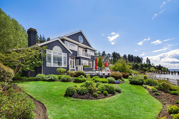 9317 Ne South Beach Dr, Bainbridge Island, WA - USA (photo 1)