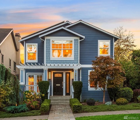 3811 42nd Ave Ne, Seattle, WA - USA (photo 2)