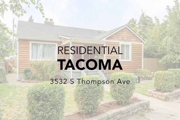 3532 S Thompson Ave, Tacoma, WA - USA (photo 1)